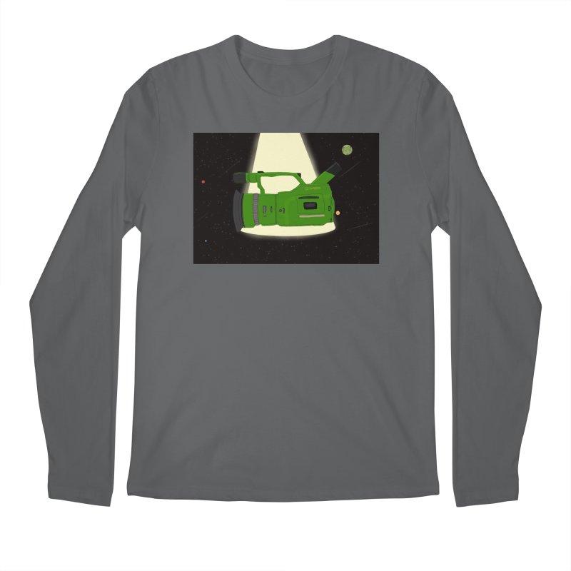 Outerspace vx1000 Men's Longsleeve T-Shirt by Sonyvx1000's Artist Shop
