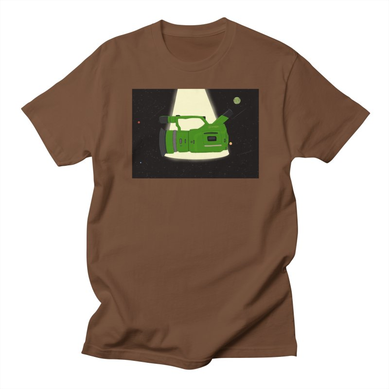 Outerspace vx1000 Women's Unisex T-Shirt by Sonyvx1000's Artist Shop