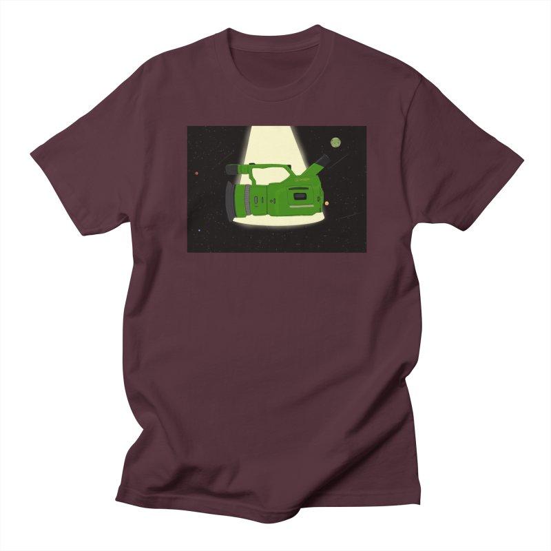 Outerspace vx1000 Women's Regular Unisex T-Shirt by Sonyvx1000's Artist Shop