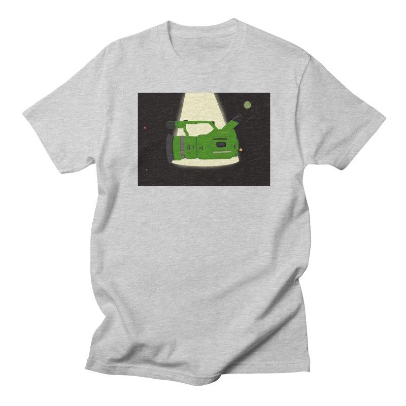 Outerspace vx1000 Women's Unisex T-Shirt by Sonyvx1000's Artist Shop