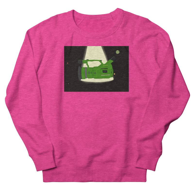 Outerspace vx1000 Women's French Terry Sweatshirt by Sonyvx1000's Artist Shop