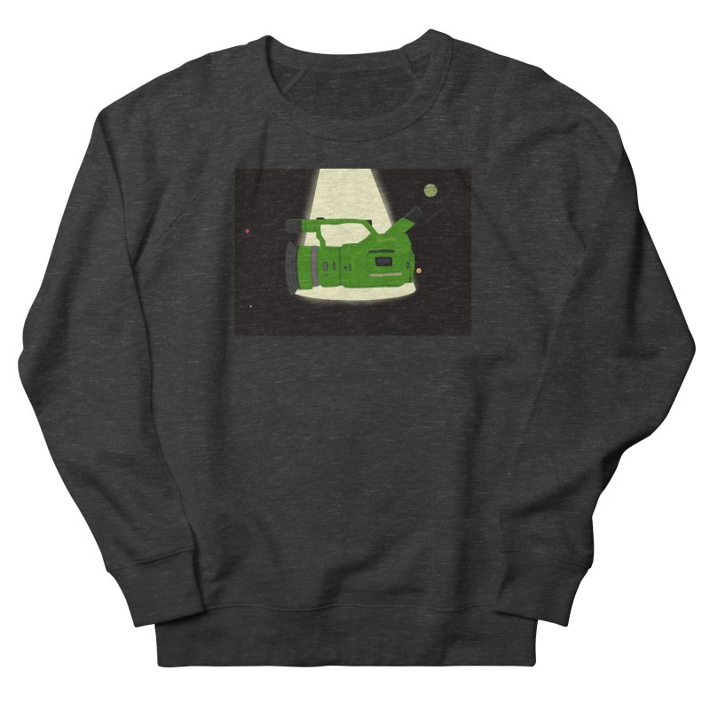 Outerspace vx1000 Men's French Terry Sweatshirt by Sonyvx1000's Artist Shop