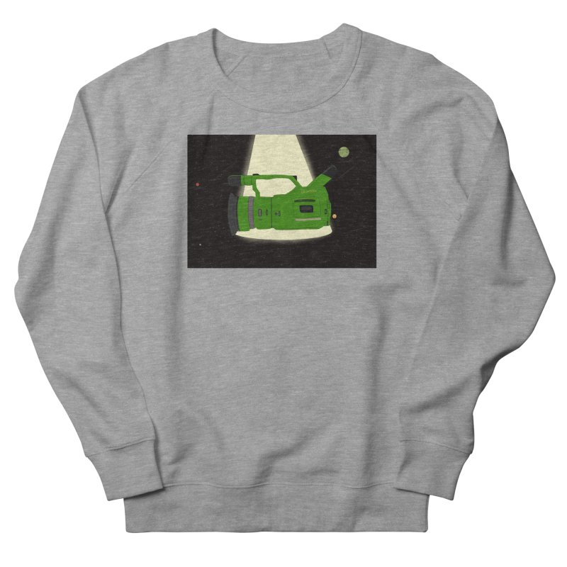 Outerspace vx1000 Men's Sweatshirt by Sonyvx1000's Artist Shop