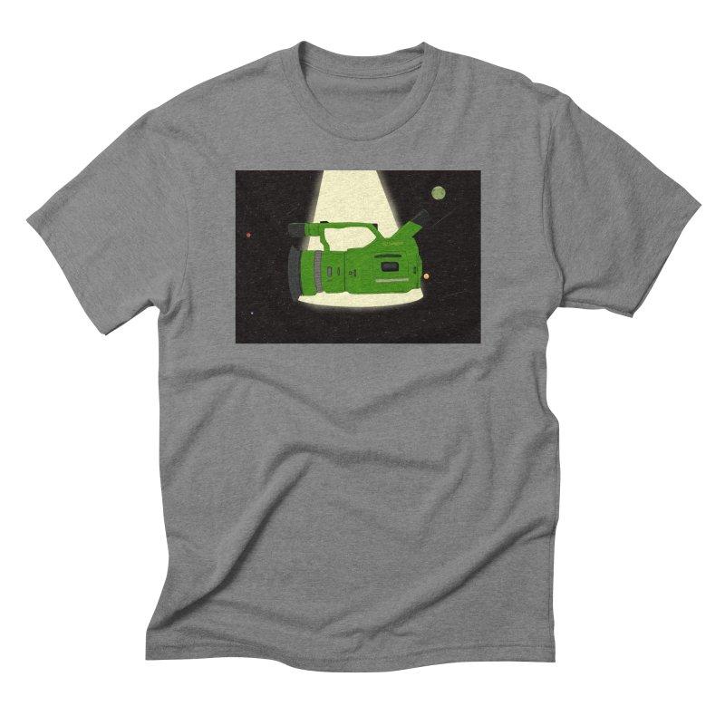 Outerspace vx1000 Men's Triblend T-Shirt by Sonyvx1000's Artist Shop