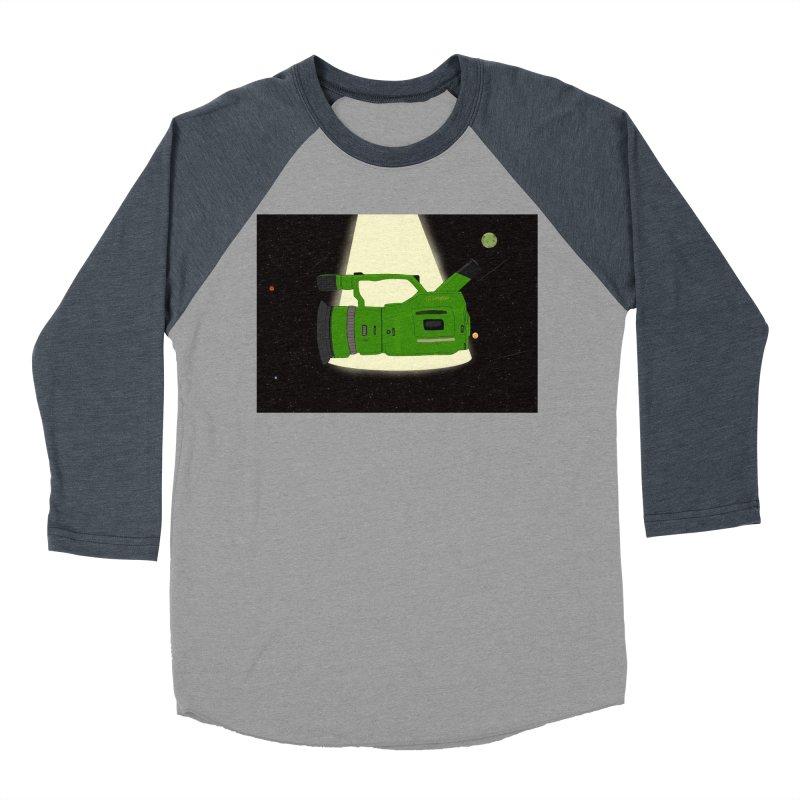 Outerspace vx1000 Women's Baseball Triblend Longsleeve T-Shirt by Sonyvx1000's Artist Shop