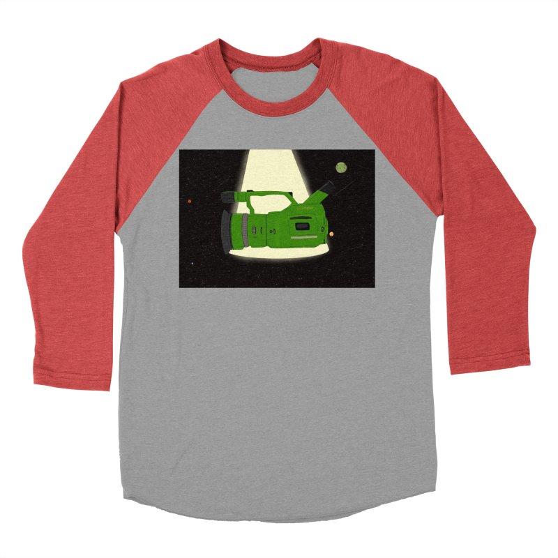 Outerspace vx1000 Men's Baseball Triblend Longsleeve T-Shirt by Sonyvx1000's Artist Shop