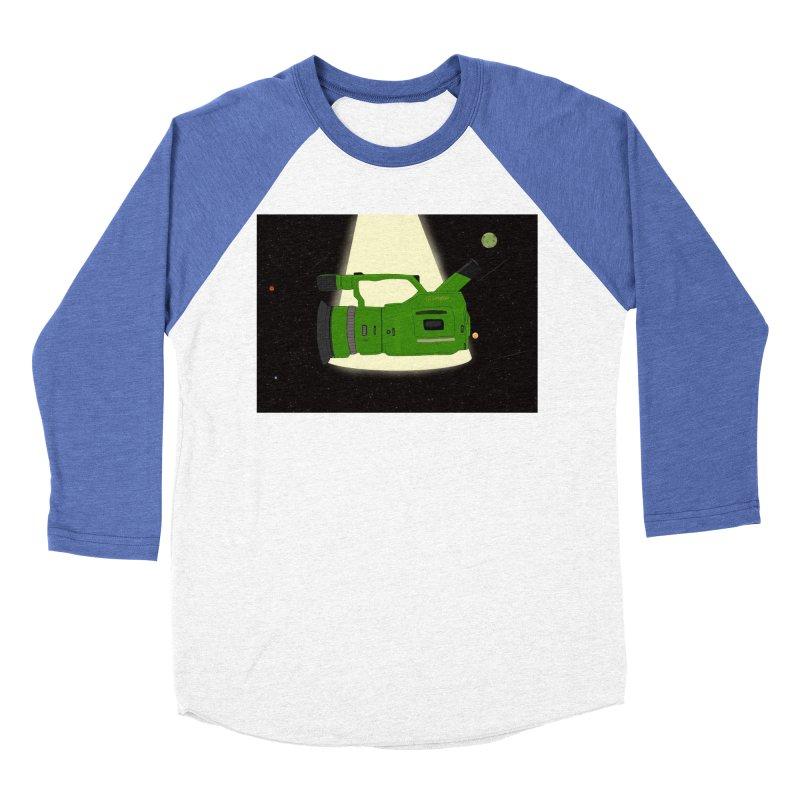 Outerspace vx1000 Men's Baseball Triblend T-Shirt by Sonyvx1000's Artist Shop