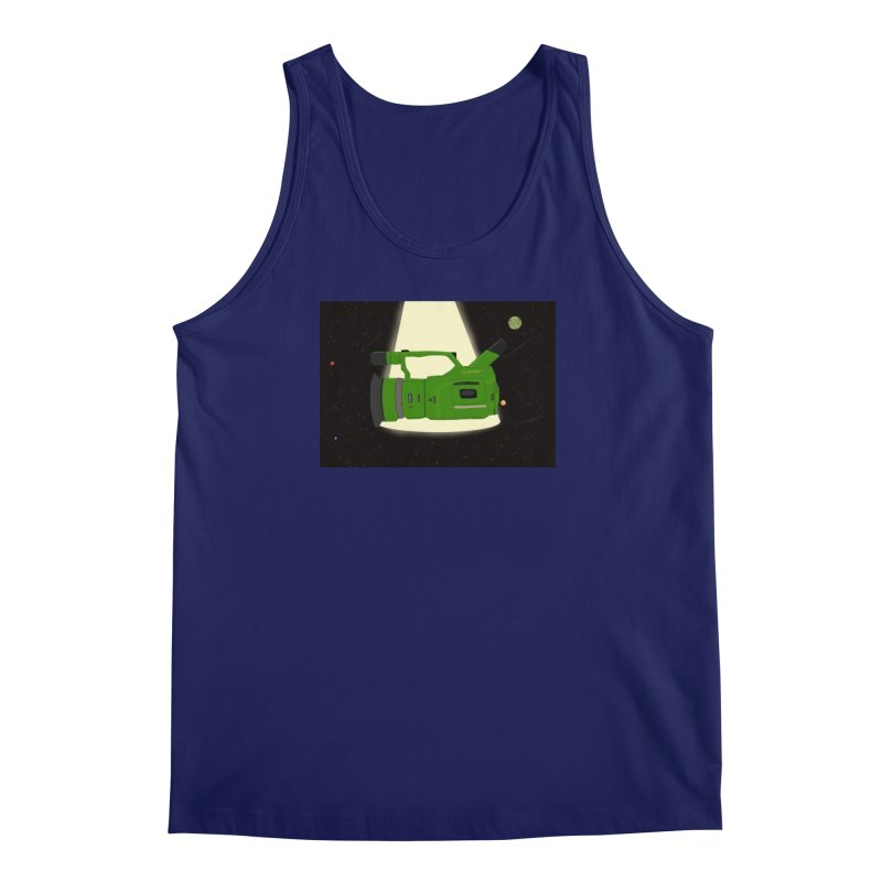 Outerspace vx1000 Men's Tank by Sonyvx1000's Artist Shop