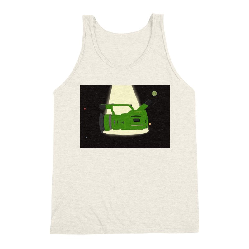 Outerspace vx1000 Men's Triblend Tank by Sonyvx1000's Artist Shop