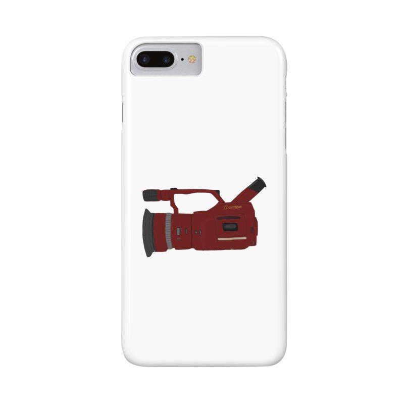 Aka (Red) vx1000 Accessories Phone Case by Sonyvx1000's Artist Shop