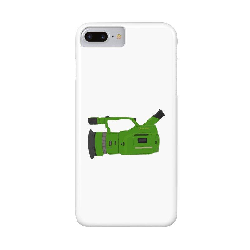Midori (Green)  vx1000 Accessories Phone Case by Sonyvx1000's Artist Shop