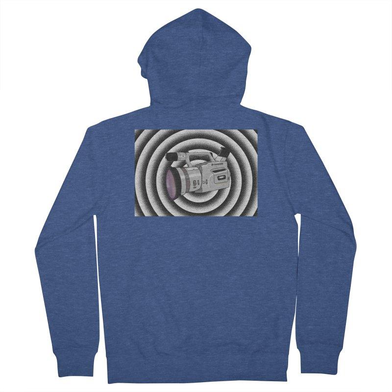 Spiral Out VX Women's Zip-Up Hoody by Sonyvx1000's Artist Shop