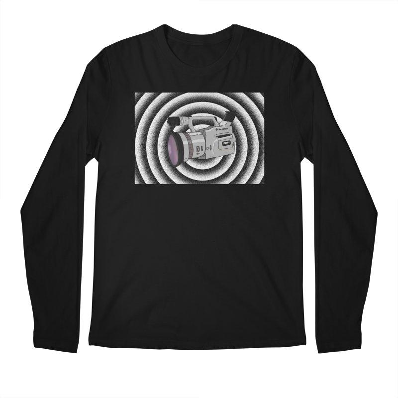 Spiral Out VX Men's Longsleeve T-Shirt by Sonyvx1000's Artist Shop