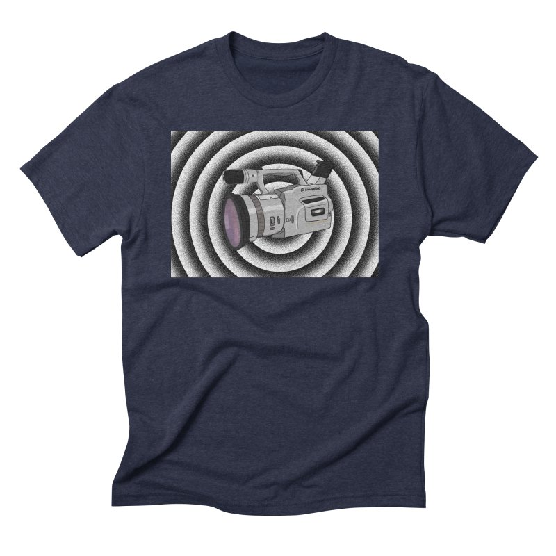 Spiral Out VX Men's Triblend T-shirt by Sonyvx1000's Artist Shop