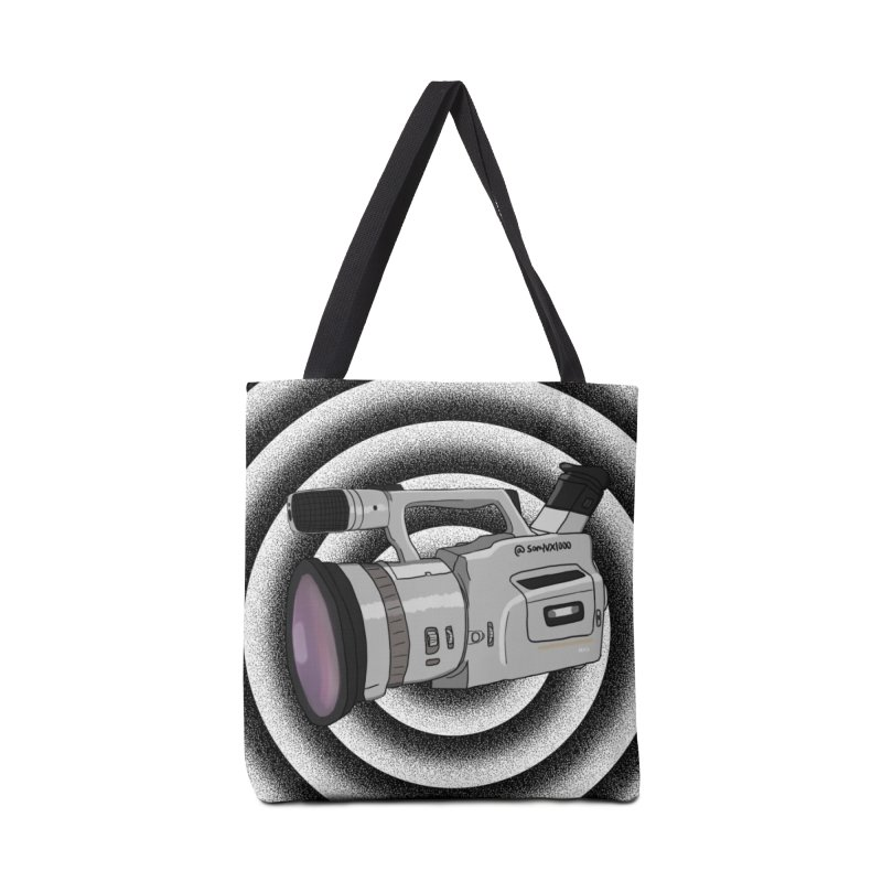 Spiral Out VX Accessories Bag by Sonyvx1000's Artist Shop