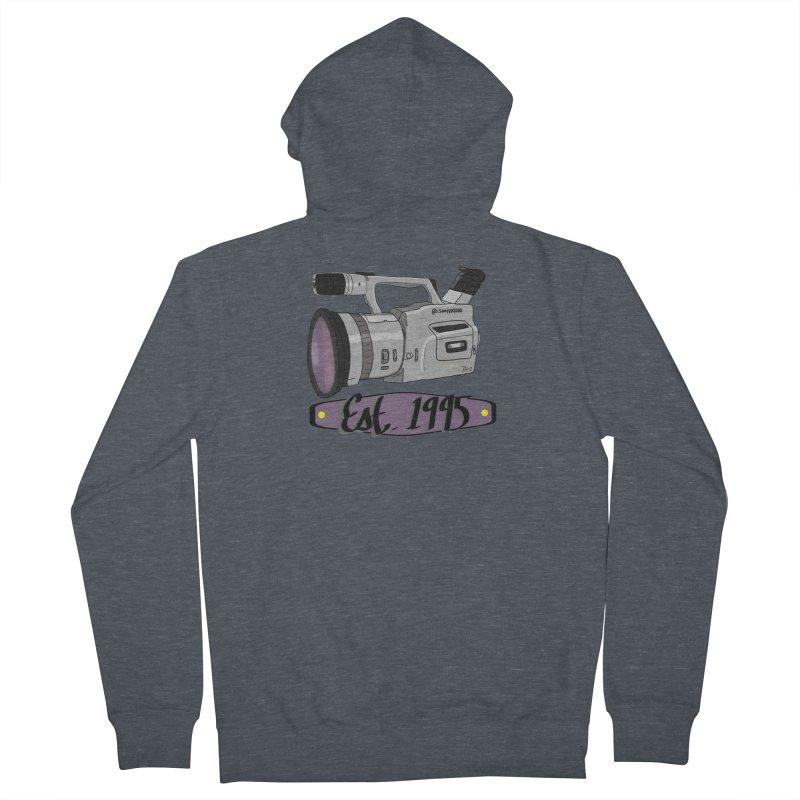 Established Women's Zip-Up Hoody by Sonyvx1000's Artist Shop