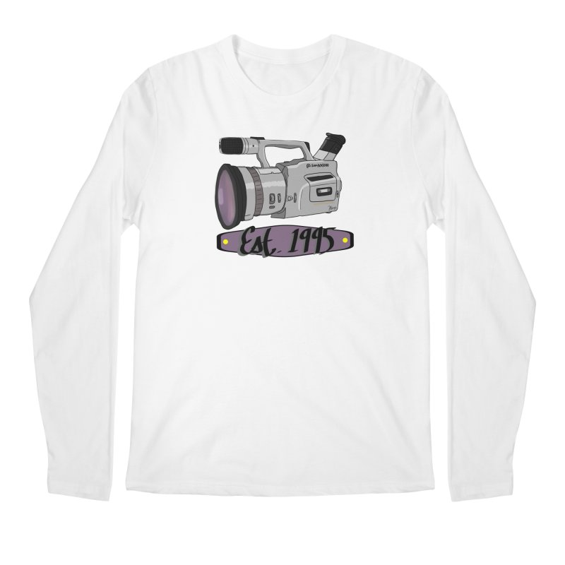 Established Men's Longsleeve T-Shirt by Sonyvx1000's Artist Shop