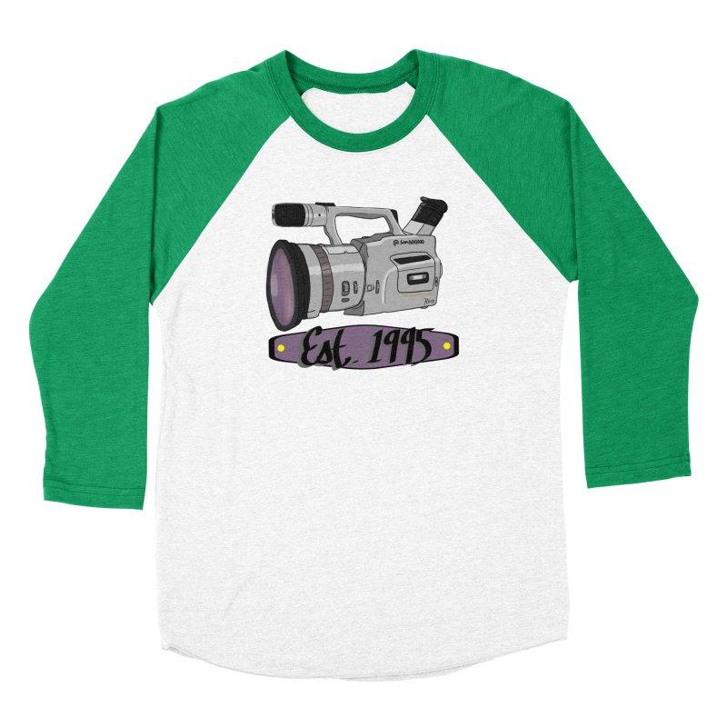 Established Women's Baseball Triblend T-Shirt by Sonyvx1000's Artist Shop