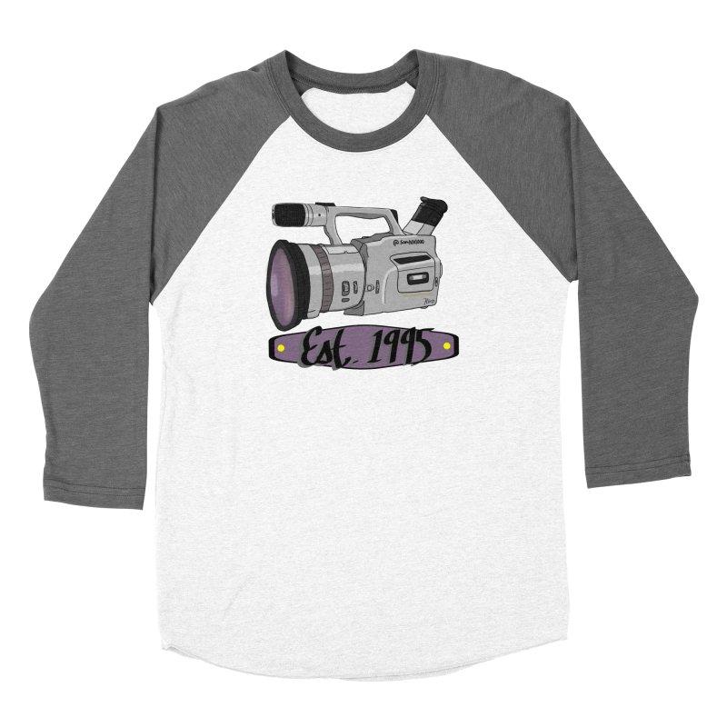 Established Men's Baseball Triblend T-Shirt by Sonyvx1000's Artist Shop