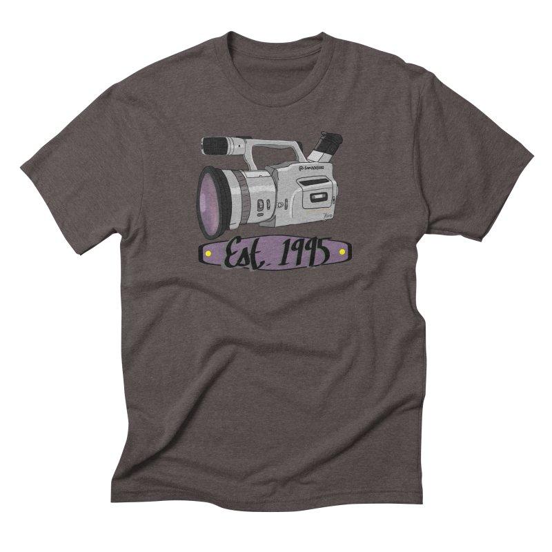 Established Men's Triblend T-shirt by Sonyvx1000's Artist Shop