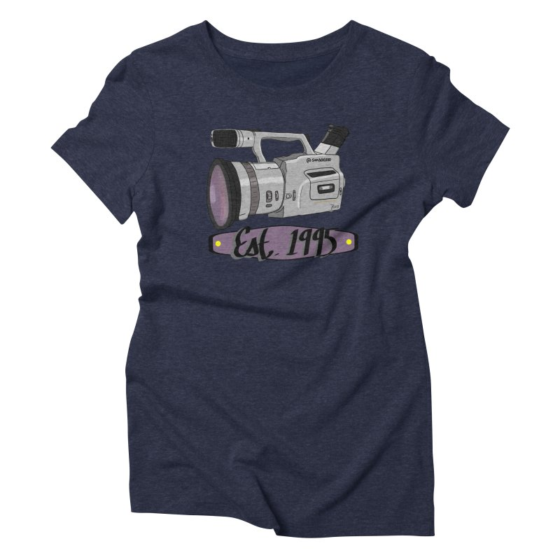 Established Women's Triblend T-shirt by Sonyvx1000's Artist Shop