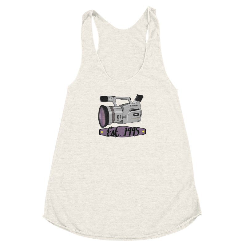 Established Women's Racerback Triblend Tank by Sonyvx1000's Artist Shop