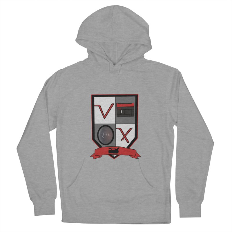 VX Coat of Arms Women's Pullover Hoody by Sonyvx1000's Artist Shop