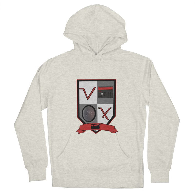 VX Coat of Arms Men's Pullover Hoody by Sonyvx1000's Artist Shop