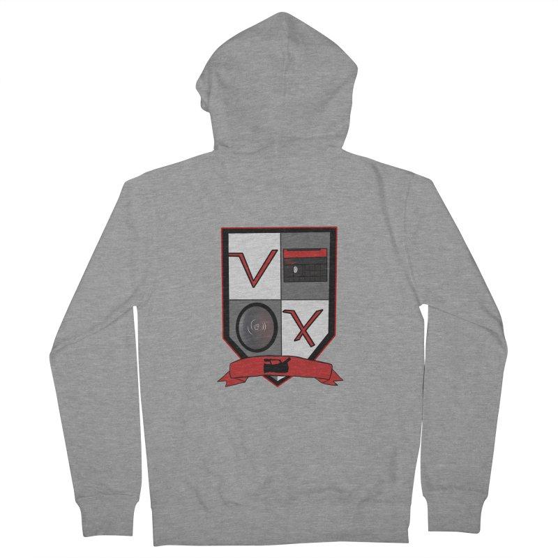 VX Coat of Arms Women's Zip-Up Hoody by Sonyvx1000's Artist Shop