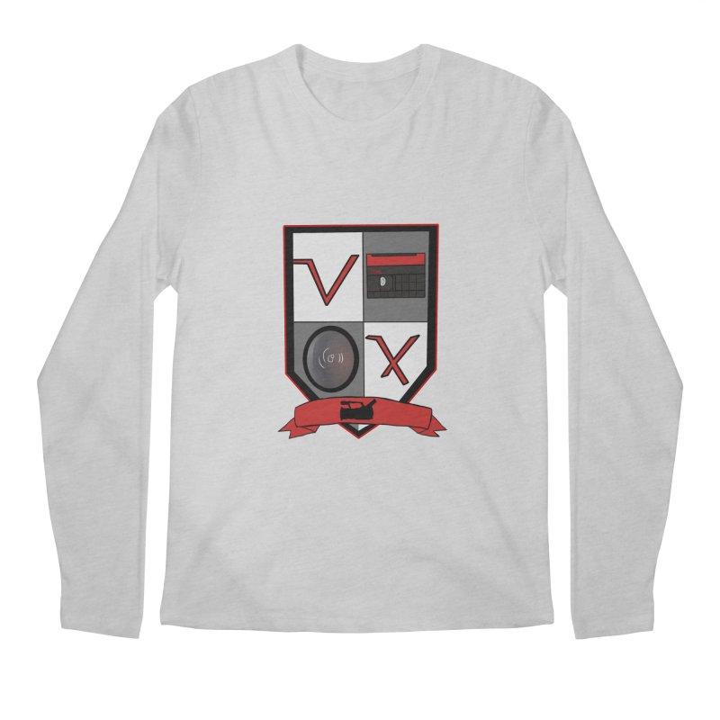 VX Coat of Arms Men's Longsleeve T-Shirt by Sonyvx1000's Artist Shop