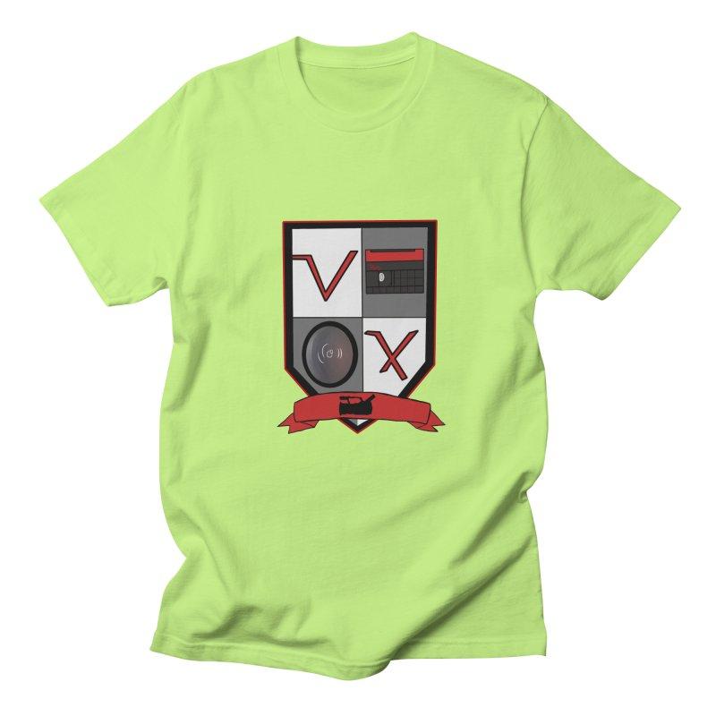 VX Coat of Arms Women's Unisex T-Shirt by Sonyvx1000's Artist Shop