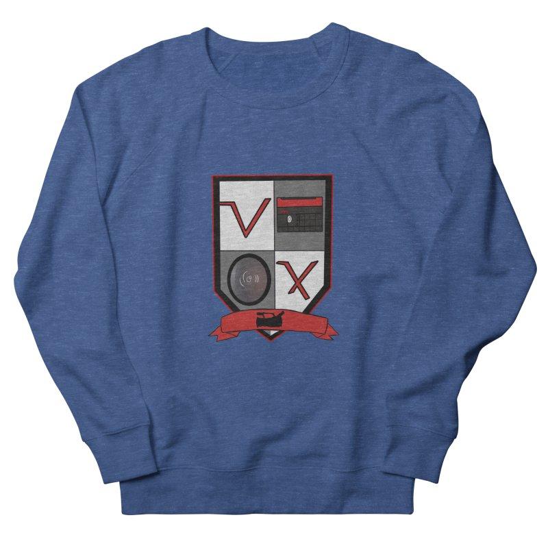 VX Coat of Arms Men's Sweatshirt by Sonyvx1000's Artist Shop