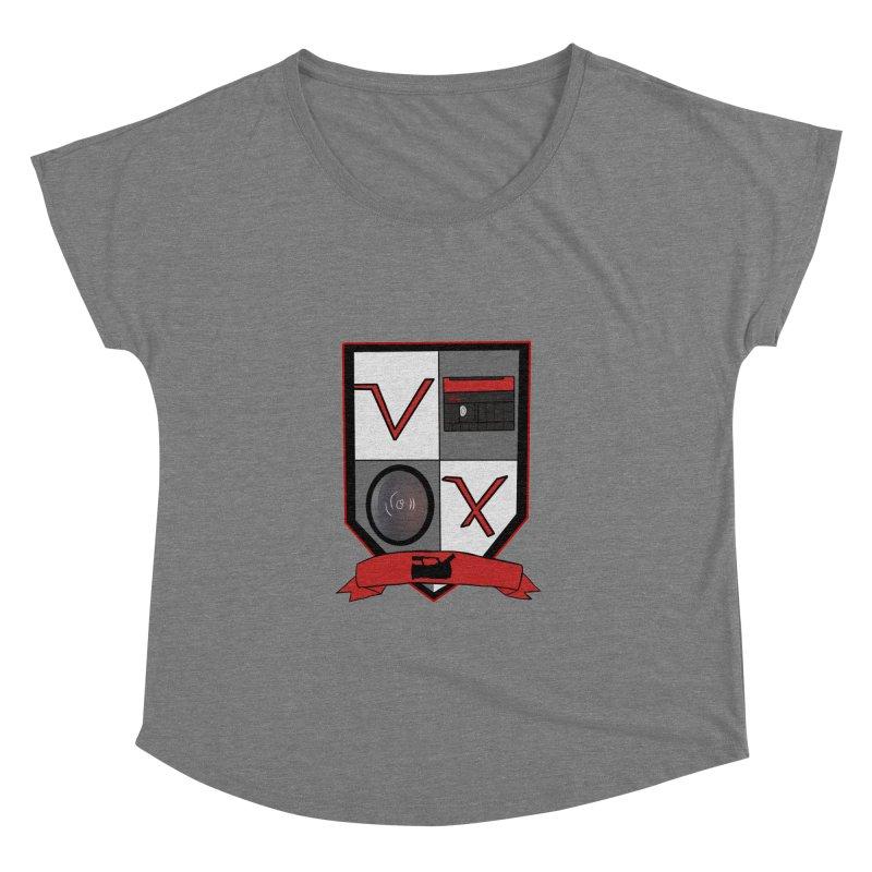 VX Coat of Arms Women's Dolman by Sonyvx1000's Artist Shop