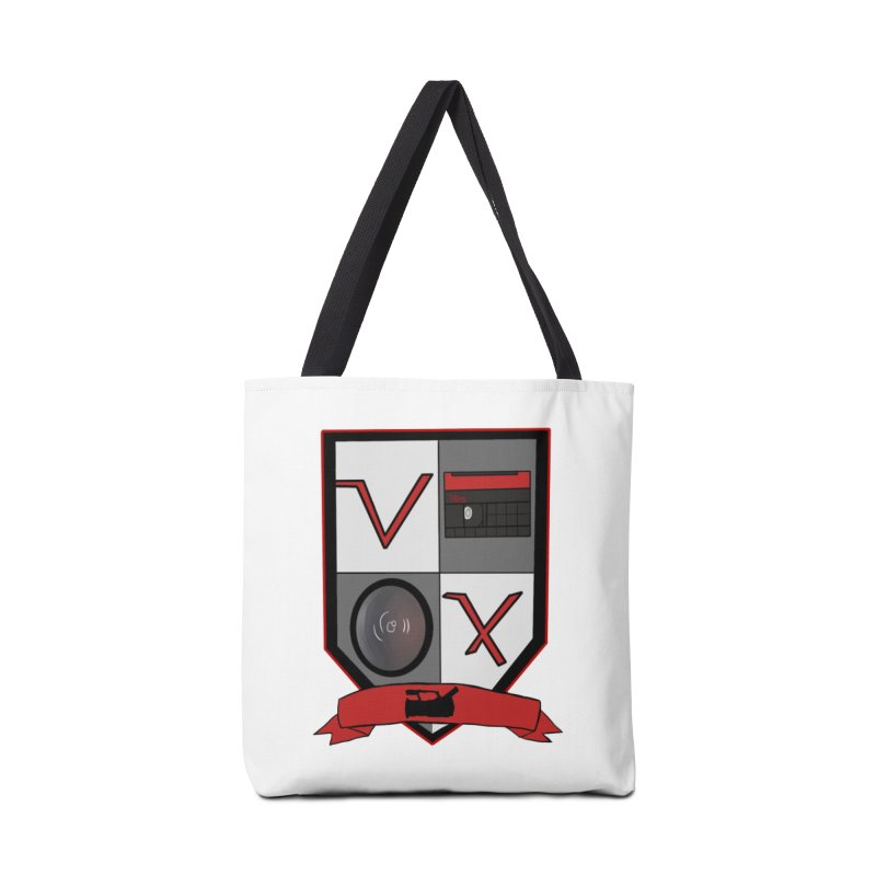 VX Coat of Arms Accessories Bag by Sonyvx1000's Artist Shop
