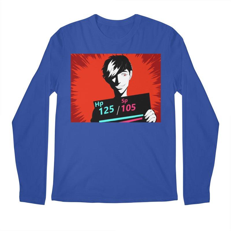 Hiro The Fox Men's Longsleeve T-Shirt by Sonyvx1000's Artist Shop