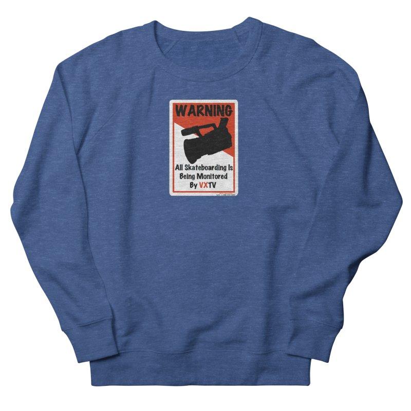 VXTV Men's Sweatshirt by Sonyvx1000's Artist Shop