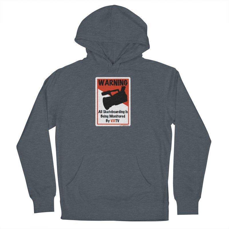 VXTV Men's Pullover Hoody by Sonyvx1000's Artist Shop