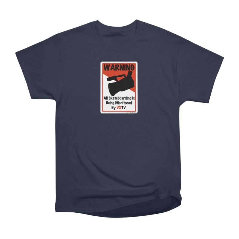 VXTV Men's Classic T-Shirt by Sonyvx1000's Artist Shop