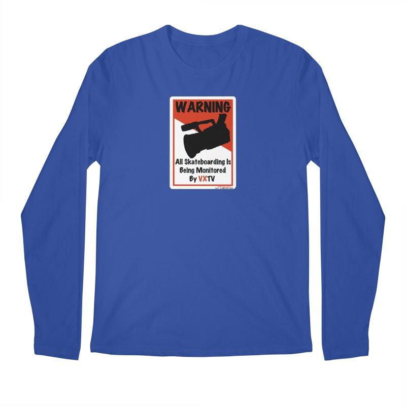 VXTV Men's Longsleeve T-Shirt by Sonyvx1000's Artist Shop