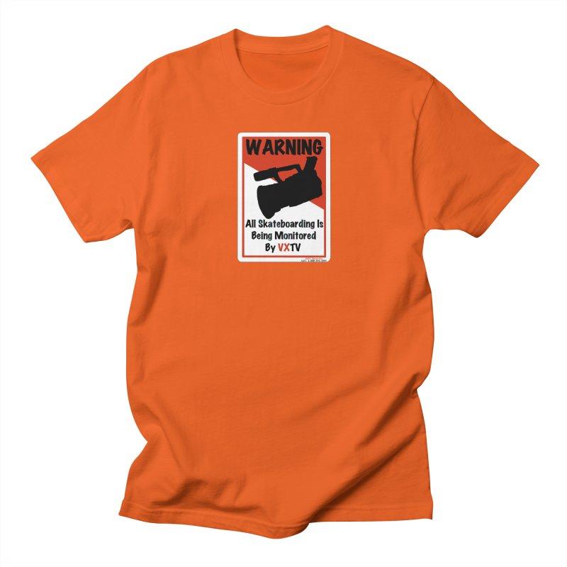 VXTV Men's T-Shirt by Sonyvx1000's Artist Shop