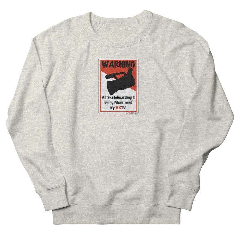 VXTV Men's Sweatshirt by Sonyvx1000's Artist Shop