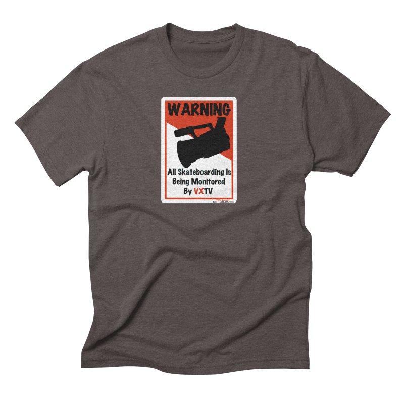 VXTV Men's Triblend T-shirt by Sonyvx1000's Artist Shop