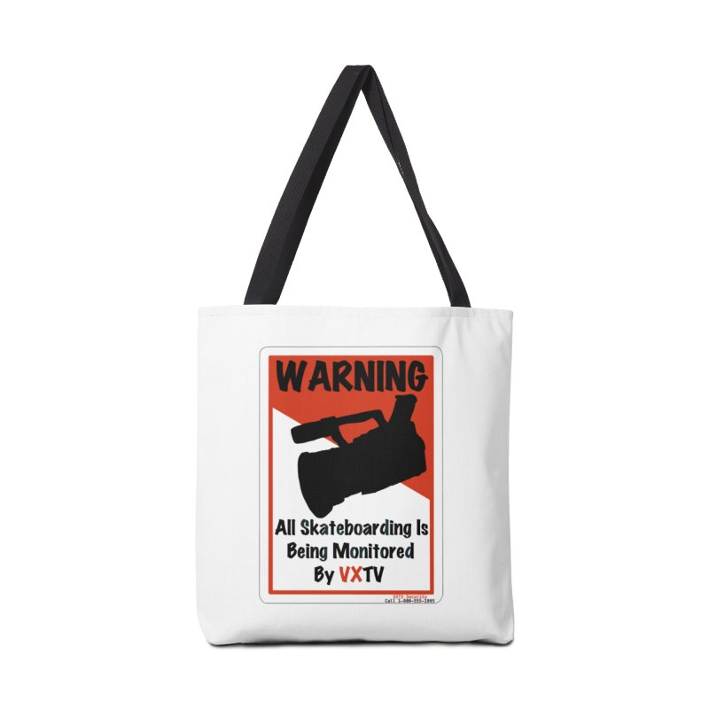 VXTV Accessories Tote Bag Bag by Sonyvx1000's Artist Shop