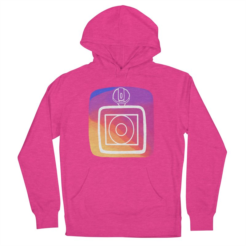VXstagram Women's French Terry Pullover Hoody by Sonyvx1000's Artist Shop