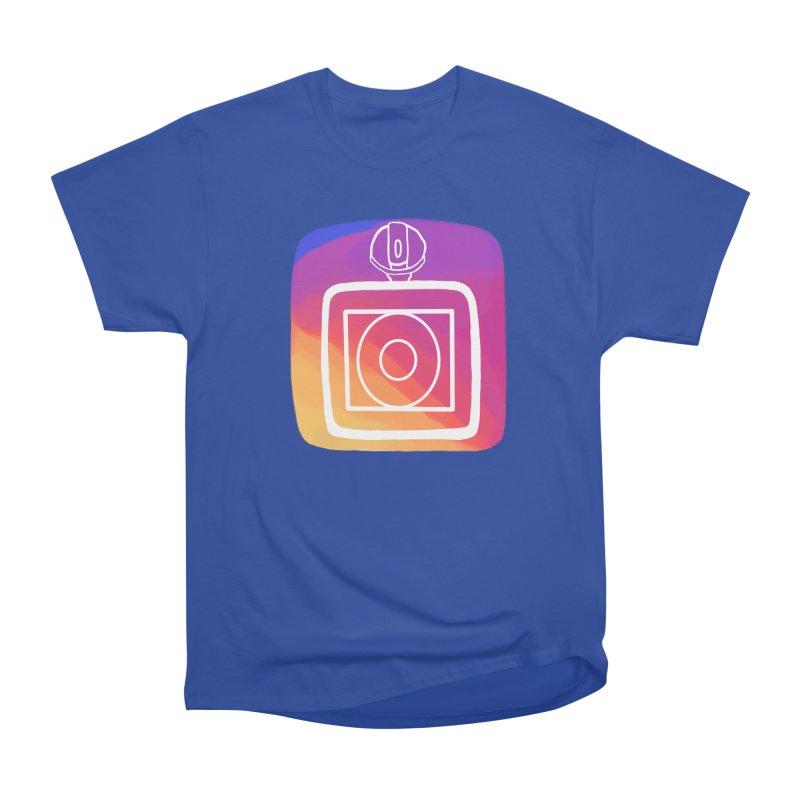 VXstagram Women's Classic Unisex T-Shirt by Sonyvx1000's Artist Shop
