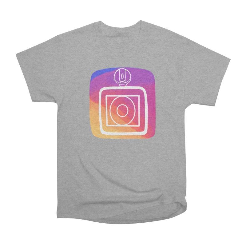 VXstagram Men's Heavyweight T-Shirt by Sonyvx1000's Artist Shop