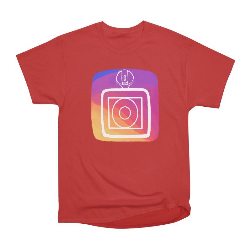 VXstagram Women's Heavyweight Unisex T-Shirt by Sonyvx1000's Artist Shop
