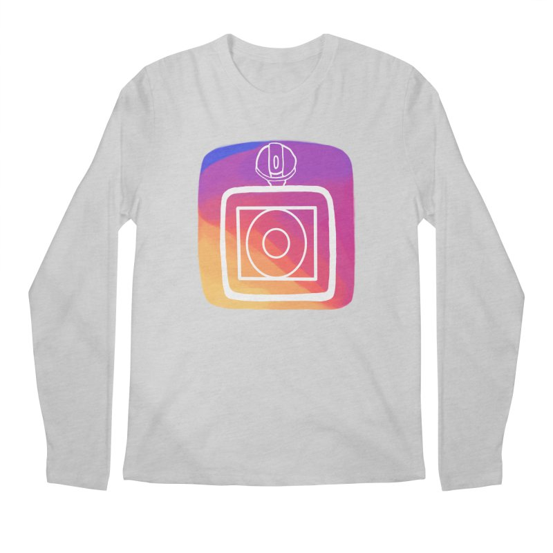 VXstagram Men's Longsleeve T-Shirt by Sonyvx1000's Artist Shop