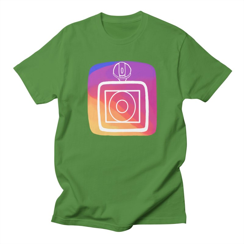 VXstagram Women's Unisex T-Shirt by Sonyvx1000's Artist Shop