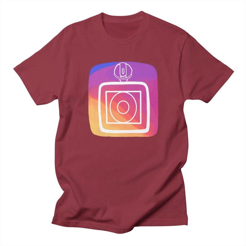 VXstagram Women's Regular Unisex T-Shirt by Sonyvx1000's Artist Shop